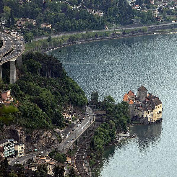 Miroir Magique Photo-Evenement Suisse - Fort de Chillon