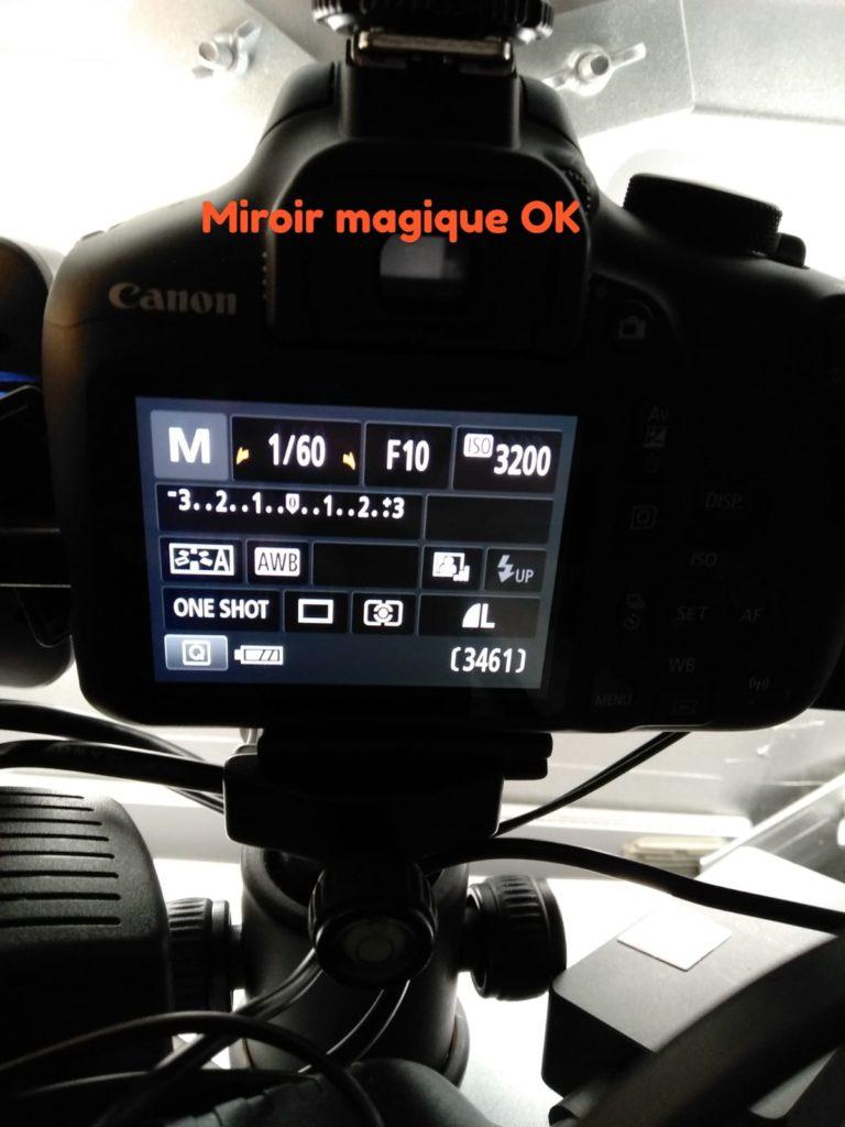 Reglage Appareil Photo Miroir Magique Photobooth Canon 1300D Fotomax-1 (4)