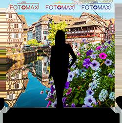 Photocall-personnalisé-Logo-sur-mesure-photobooth-box photo-miroir magique-Fotomax-site-2